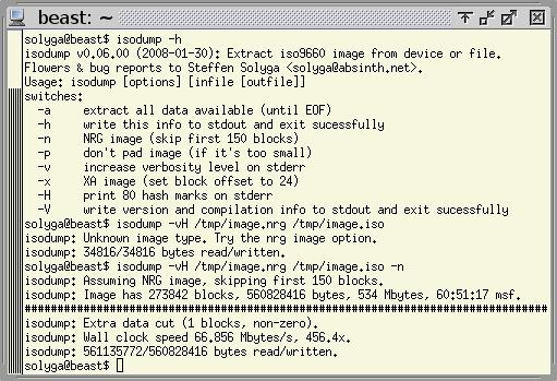 Solyga's Linux/c Page